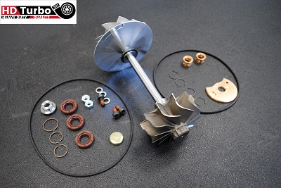 Standard Size Turbo Rebuild kit for CUMMINS ISX Holset Turbo HE451VE  2882111RX and 3798514RX