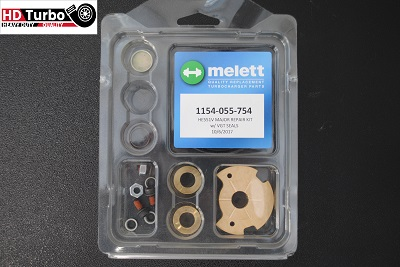 Standard Size Melett 1154-055-754 Turbo Repair Kit (Major) for Cummins Holset Turbo HE551V