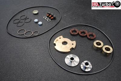 Standard Size Melett 1154-055-754 Turbo Repair Kit (Major) for Cummins Holset Turbo HE551V