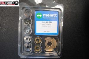 Standard Size Melett 1154-500-757 Turbo Repair Kit (Major) for Cummins Holset Turbo 4309076RX HE561VE