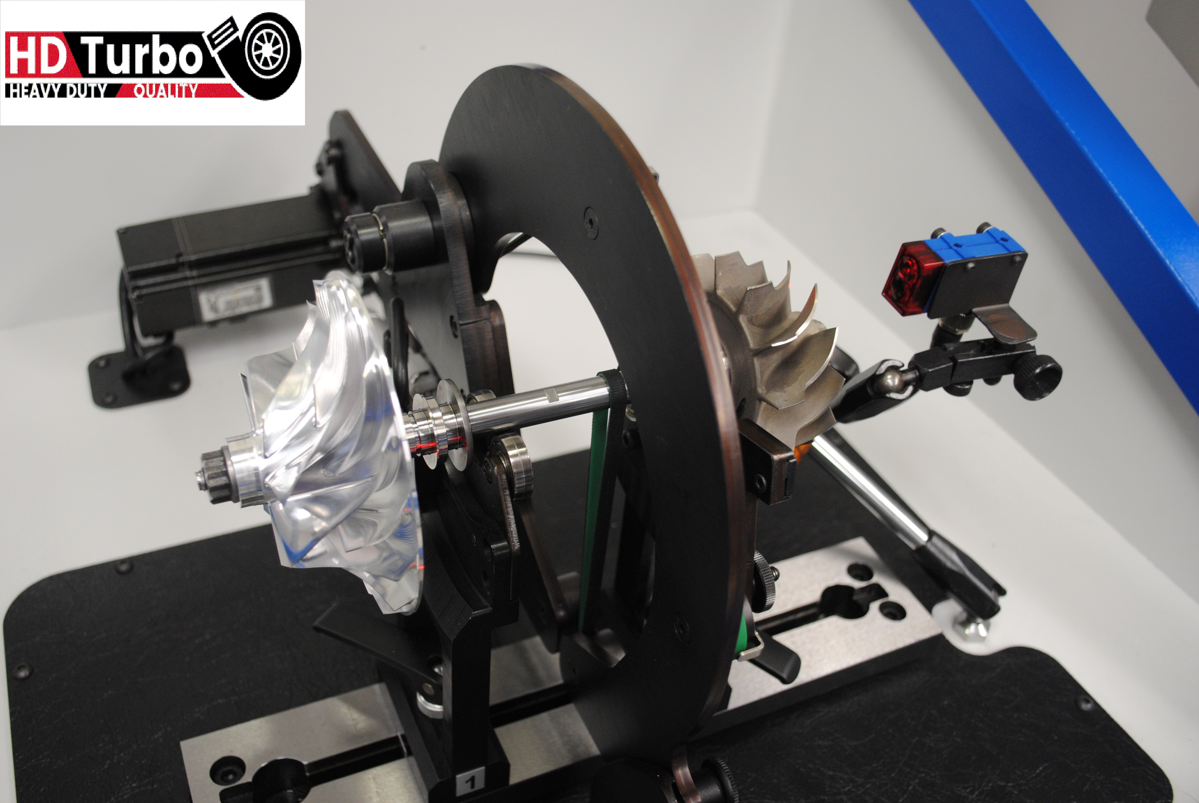 Standard Size Turbo Rebuild kit for CUMMINS ISX Holset Turbo HE551V  2881993RX with billet compressor wheel