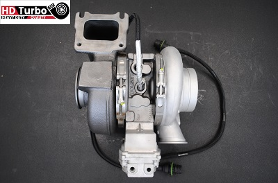 85151094 VOLVO D13 Holset HE400VE Turbo with VGT Actuator and with high performance Titanium compressor wheel