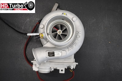 4309124RX Cummins ISM Turbo with VGT actuator