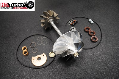 Standard Size Turbo Rebuild kit for CUMMINS ISX Holset Turbo HE451VE  HE400VG 2882112RX and 3798515RX