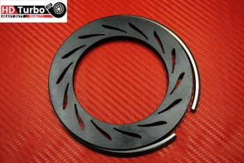 Deep VGT Nozzle Ring Shroud Plate for Cummins Volvo Holset Turbo HE400VG HE431VE HE451VE