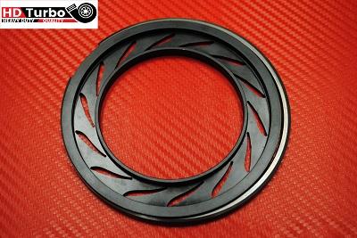 Deep VGT Nozzle Ring Shroud Plate for Cummins Volvo Holset Turbo HE400VG HE431VE HE451VE