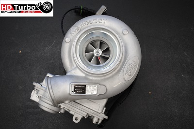 85151093 Mack Holset Turbo with VGT Actuator