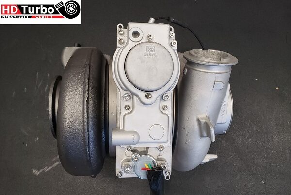 1973273PRX Paccar MX-13 EPA13 turbocharger with VGT actuator