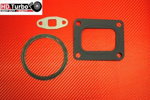 Turbocharger mounting gasket kit for Cummins Holset model HE400VG HE451VE