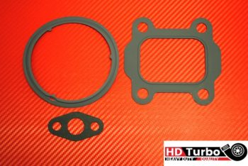 Turbocharger mounting gasket kit for Cummins Holset model HE561VE